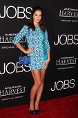 Alexis Knapp at the