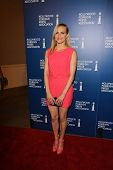 Taylor Schilling at the Hollywood Foreign Press Association's 2013 Installation Luncheon, Beverly Hi