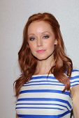 Lindy Booth at the 12th Annual InStyle Summer Soiree, Mondrian, West Hollywood, CA 08-14-13