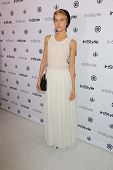 Isabel Lucas at the 12th Annual InStyle Summer Soiree, Mondrian, West Hollywood, CA 08-14-13