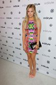 Ashley Tisdale at the 12th Annual InStyle Summer Soiree, Mondrian, West Hollywood, CA 08-14-13