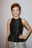 Ahna O'Reilly at the 12th Annual InStyle Summer Soiree, Mondrian, West Hollywood, CA 08-14-13