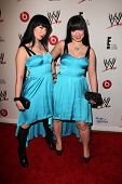 Jen Soska and Sylvia Soska at Superstars for Hope honoring Make-A-Wish, Beverly Hills Hotel, Beverly