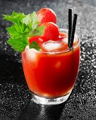 foto of bloody mary  - Cocktail  - JPG
