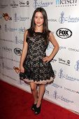 Fatima Ptacek at the 28th Annual Imagen Awards, Beverly Hilton, Beverly Hills, CA 08-16-13