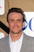 Jason Segel at the CBS, Showtime, CW 2013 TCA Summer Stars Party, Beverly Hilton Hotel, Beverly Hill