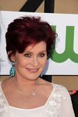 Sharon Osbourne at the CBS, Showtime, CW 2013 TCA Summer Stars Party, Beverly Hilton Hotel, Beverly