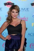 Ashley Benson at the 2013 Teen Choice Awards Arrivals, Gibson Amphitheatre, Universal City, CA 08-11-13