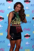 Kat Graham at the 2013 Teen Choice Awards Arrivals, Gibson Amphitheatre, Universal City, CA 08-11-13
