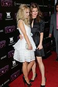 Juno Temple and Kathryn Hahn at the