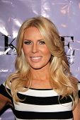 Gretchen Rossi at the Have Faith Swimgerie By Lilly Ghalichi And Jennifer Stano David 2014 Collection Preview, Kyle By Alene Too, Beverly Hills, CA 08-20-13
