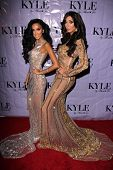 Lilly Ghalichi, Yasmine Petty at the Have Faith Swimgerie By Lilly Ghalichi And Jennifer Stano David 2014 Collection Preview, Kyle By Alene Too, Beverly Hills, CA 08-20-13