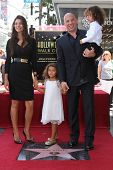 Vin Diesel and family at the Vin Diesel Star on the Hollywood Walk of Fame Ceremony, Hollywood, CA 0