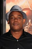 Bokeem Woodbine at the