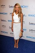 Havana Brown at the 5th Annual Night of Generosity, Beverly Hills Hotel, Beverly Hills, CA 09-06-13