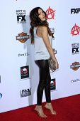 Noureen DeWulf at the