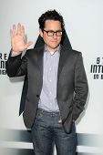 J.J. Abrams at the