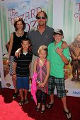 Kevin Sorbo and family at