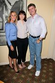 Erin Murphy, Bryce Dallas Howard and Harlan Boll at the Hollywood Networking Breakfast, Raleigh Stud
