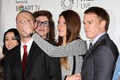 Desmond Harrington, Jennifer Carpenter and Michael C. Hall  at the PaleyFest Fall Previews:  Fall Fa