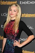 Peyton List at the 2013 Entertainment Weekly Pre-Emmy Party, Fig& Olive, Los Angeles, CA 09-20-13