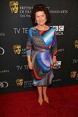 Imelda Staunton at the BAFTA Los Angeles TV Tea 2013, SLS Hotel, Beverly Hills, CA 09-21-13