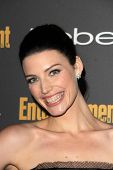 Jessica Pare at the 2013 Entertainment Weekly Pre-Emmy Party, Fig& Olive, Los Angeles, CA 09-20-13