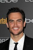 Cheyenne Jackson at the 2013 Entertainment Weekly Pre-Emmy Party, Fig& Olive, Los Angeles, CA 09-20-