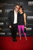 Harry Hamlin and Lisa Rinna at the BAFTA Los Angeles TV Tea 2013, SLS Hotel, Beverly Hills, CA 09-21