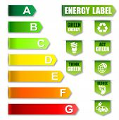 Energy Label and Environment friendly Label