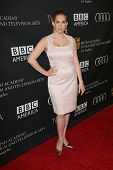 Anna Chlumsky at the BAFTA Los Angeles TV Tea 2013, SLS Hotel, Beverly Hills, CA 09-21-13