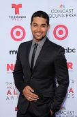 Wilmer Valderrama at the 2013 NCLR ALMA Awards Arrivals, Pasadena Civic Auditorium, Pasadena, CA 09-