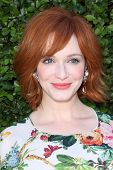 Christina Hendricks at The Rape Foundation's Annual Brunch, Private Location, Beverly Hills, CA 09-29-13