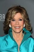 Jane Fonda at the Walt Disney Concert Hall 10th Anniversary Celebration, Walt Disney Concert Hall, L