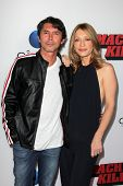 Lou Diamond Phillips at the