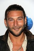 Zach McGowan at the