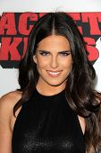 Karla Souza at the