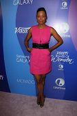 Aisha Tyler at Variety's 5th Annual Power of Women, Beverly Wilshire, Beverly Hills, CA 10-04-13