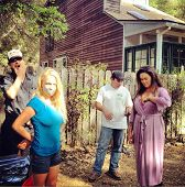 Michael Biehn, Evie Thompson, Tia Carrere Behind The Scenes of