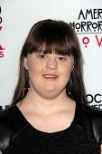 Jamie Brewer at the