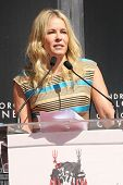 Chelsea Handler at the Sandra Bullock Hand And Footprint Ceremony, Chinese Theater, Hollywood, CA 09