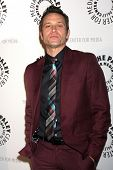 Seamus Dever at the An Evening with