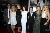 Alex Russell, Cynthia Preston, Judy Greer, Julianne Moore, Kimberly Peirce, Chloe Grace Moretz and P