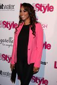 Gloria Govan at the Hollywood In Bright Pink, Bagatelle LA, West Hollywood, CA 10-09-13