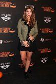 Stefanie Scott at the 8th Annual LA Haunted Hayride Premiere Night, Griffith Park, Los Angeles, CA 10-10-13