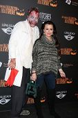 Kyle Richards at the 8th Annual LA Haunted Hayride Premiere Night, Griffith Park, Los Angeles, CA 10-10-13