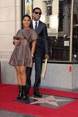 Toni Braxton and Kenny 'Babyface' Edmonds at the Kenny