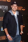 Max Adler at the 8th Annual LA Haunted Hayride Premiere Night, Griffith Park, Los Angeles, CA 10-10-