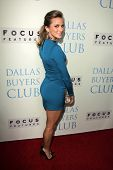 Shantel VanSanten at the