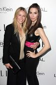 Chelsea Handler and Whitney Cummings at the Elle 20th Annual